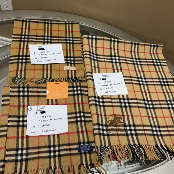Burberry🧣(OFF PM 240)